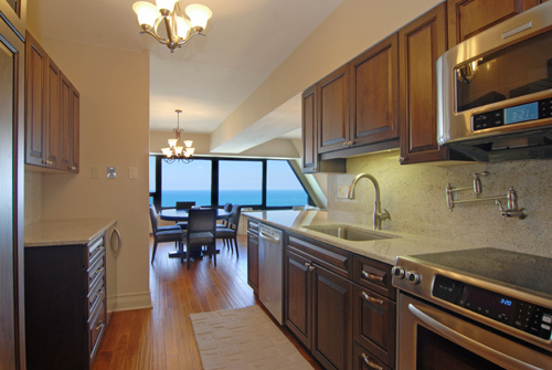 This beautiful condo is listed for $799,000 by Francesca Rose of Prudential Preferred Properties in Chicago, IL.  Click on the photograph for more on this property.
