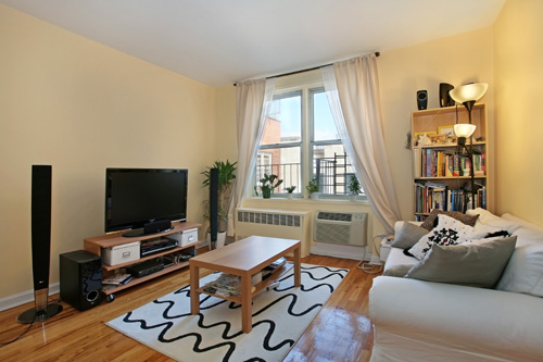 This cozy New York apartment is listed for $169,000 by David Nilsen of Corcoran Group Real Estate.  Click on the photograph for more on this listing.