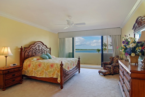 This lovely Florida property is listed for $569,000 by Sailfish Point Sotheby's International Realty.  Click the photograph for more on this listing.